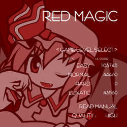 Touhou Red Magic Menu.png